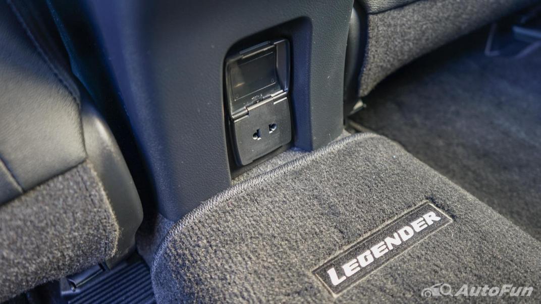 2020 Toyota Fortuner 2.8 Legender 4WD Interior 054