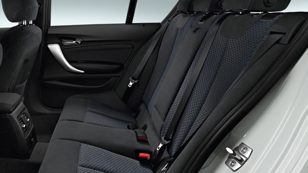 BMW 1-Series-5-Door 2020 Interior 003
