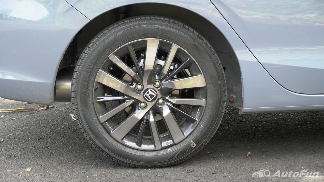 2021 Honda City Hatchback e:HEV RS Exterior 041