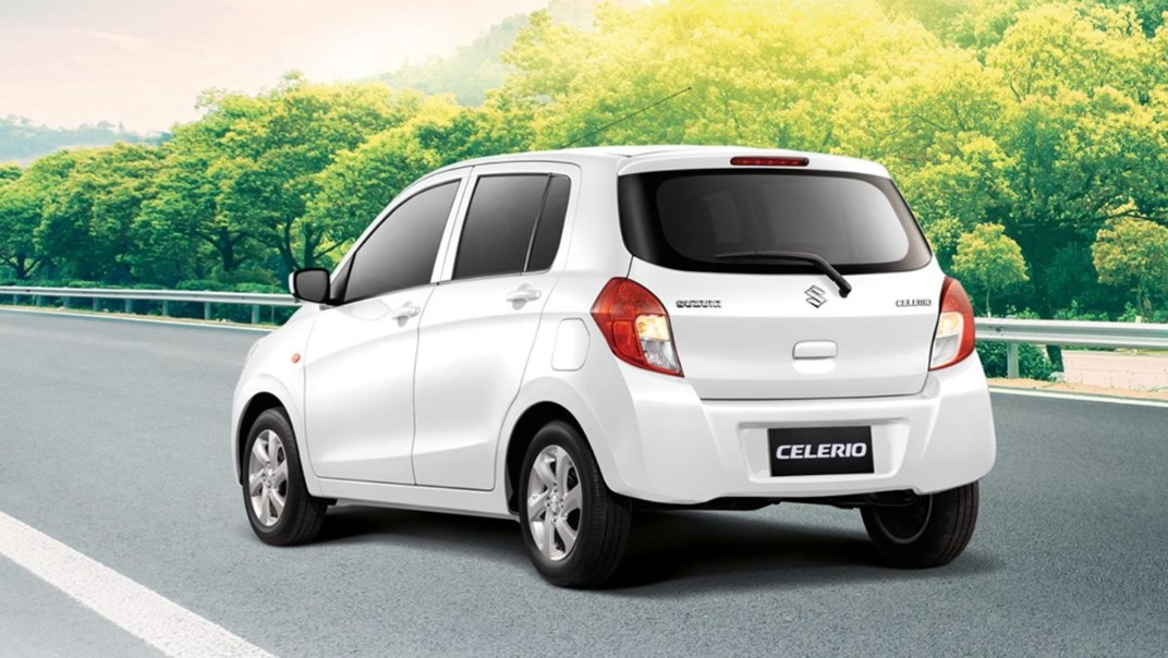 Suzuki Celerio 2020 Exterior 014