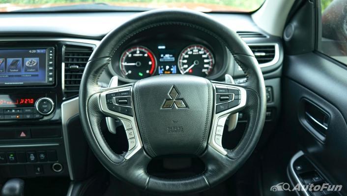 2020 Mitsubishi Triton Double Cab 4WD 2.4 GT Premium 6AT Interior 003