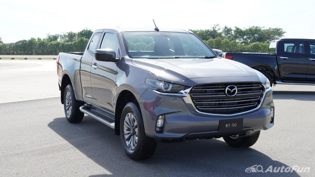 Mazda BT-50 Pro 2021 Exterior 004