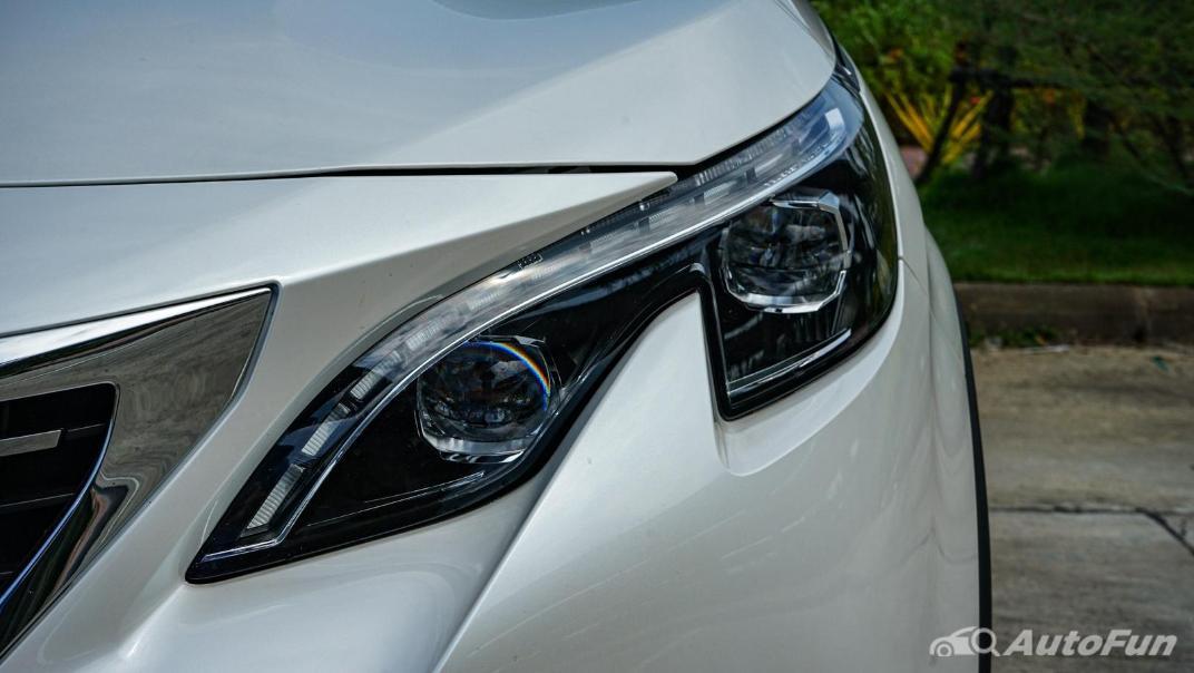 2020 Peugeot 5008 1.6 Allure Exterior 012