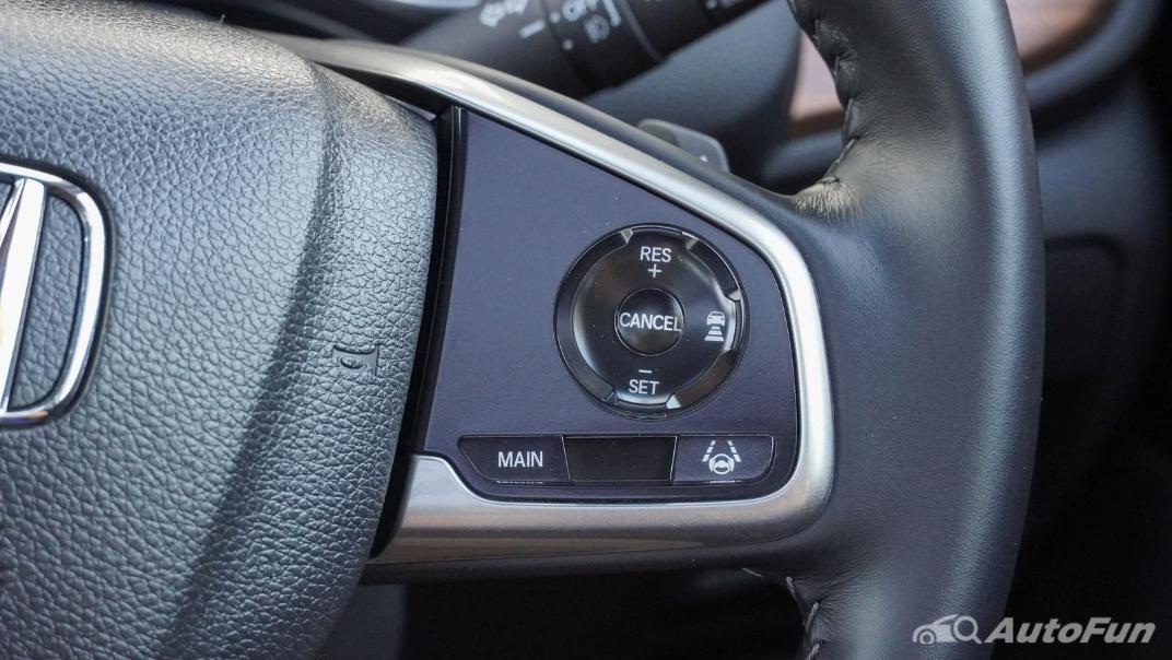 2020 1.6 Honda CR-V DT-EL 4WD Interior 005