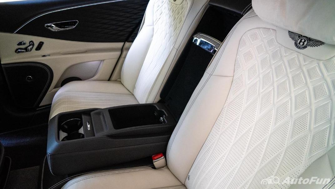 2020 Bentley Flying Spur 6.0L W12 Interior 036