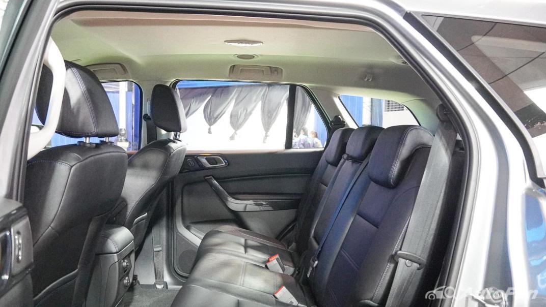 2021 Ford Everest Titanium+ Interior 024