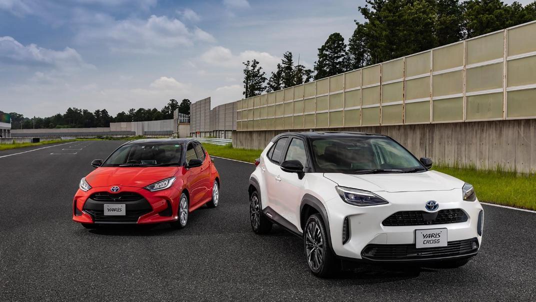 2020 Toyota Yaris Cross International Version Exterior 023