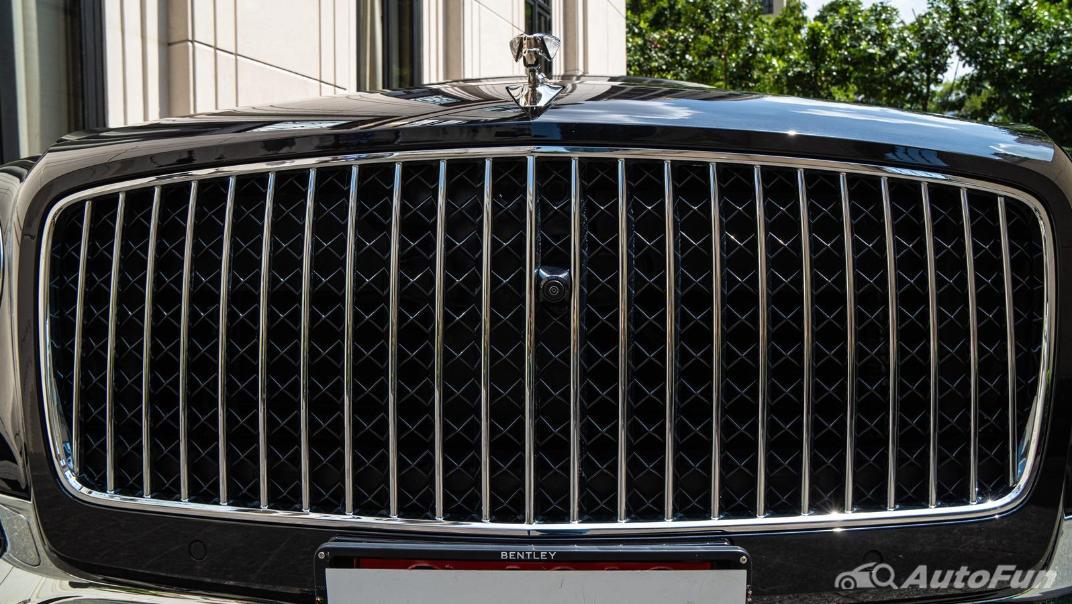 2020 Bentley Flying Spur 6.0L W12 Exterior 008