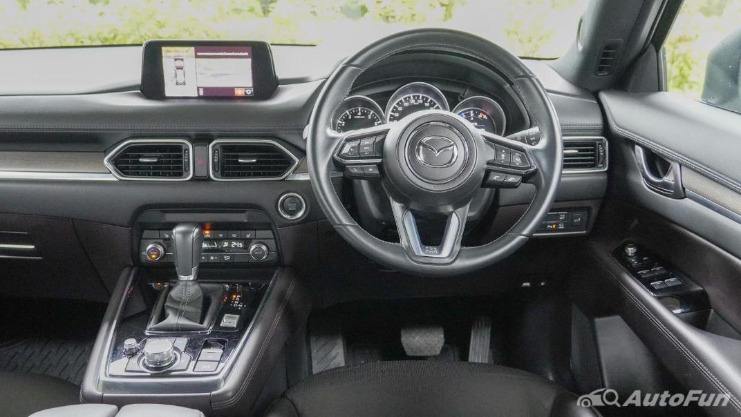 2020 Mazda CX-8 2.5 Skyactiv-G SP Interior 002