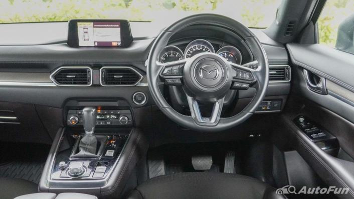 2020 2.5 Mazda CX-8 Skyactiv-G SP Interior 002