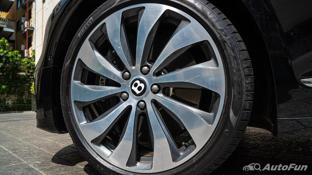 2020 Bentley Flying Spur 6.0L W12 Exterior 031