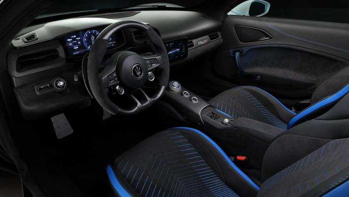 2021 Maserati MC20 Standard Interior 001
