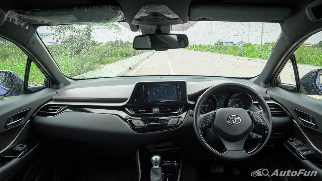 2021 Toyota C-HR Hybrid Premium Safety Interior 001