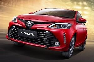 ชมข้อดี – ข้อเสีย 2019 Toyota Vios ซีดานขนาดเล็กขุมพลัง 1.5 ลิตรที่ถูกบดบังรัศมี