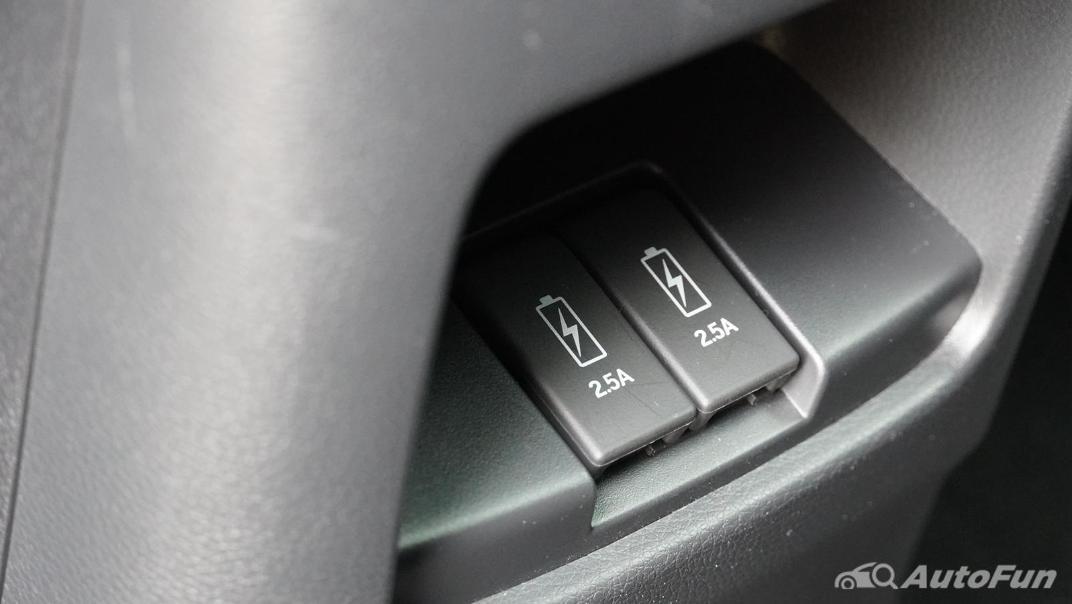 2020 Honda CR-V 2.4 ES 4WD Interior 038
