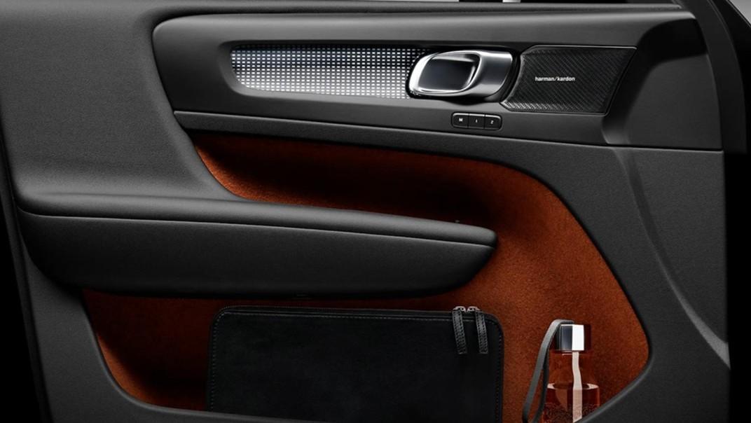 Volvo XC 40 2020 Interior 020