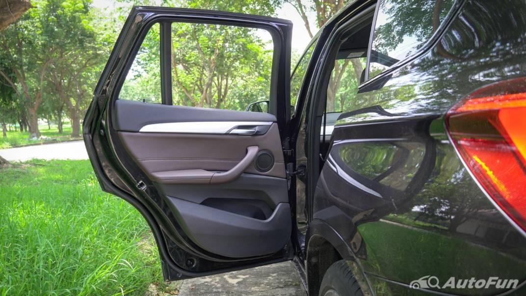 2021 BMW X1 2.0 sDrive20d M Sport Interior 046