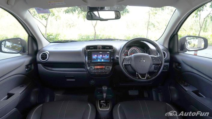 2020 1.2 Mitsubishi Attrage GLS-LTD CVT Interior 001