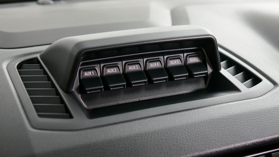 2021 Ford Ranger FX4 MAX Interior 019