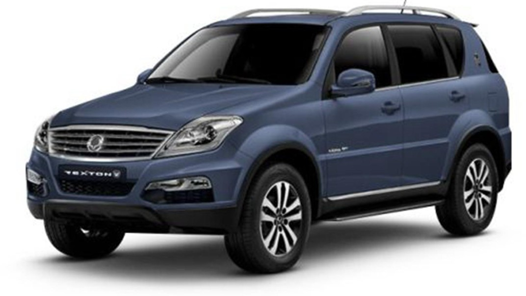 Ssangyong Rexton-W 2020 Others 004