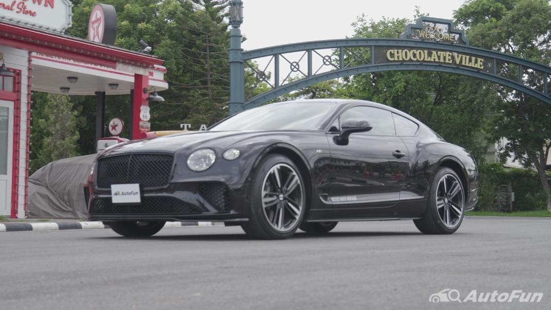 2020 Bentley Continental-GT 4.0 V8 Exterior 009