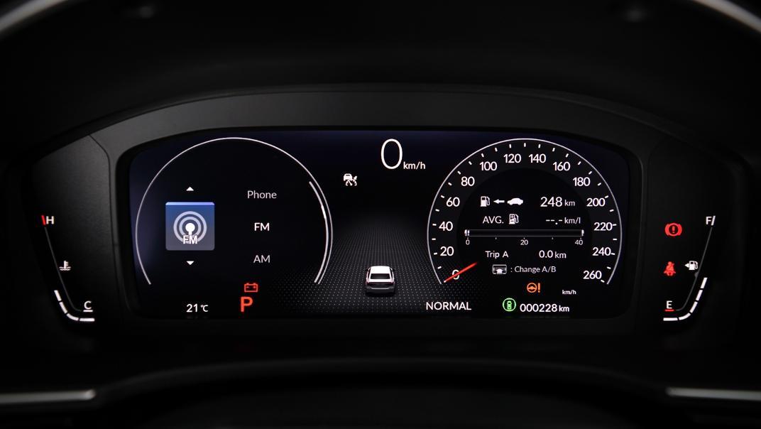 2022 Honda Civic RS Interior 028