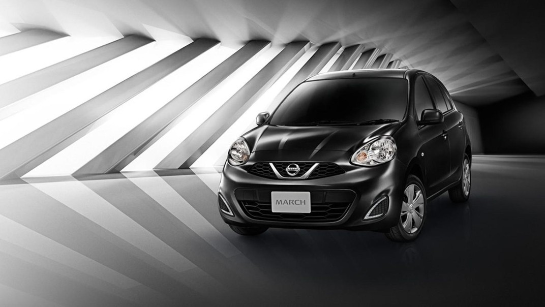 Nissan March 2020 Exterior 001