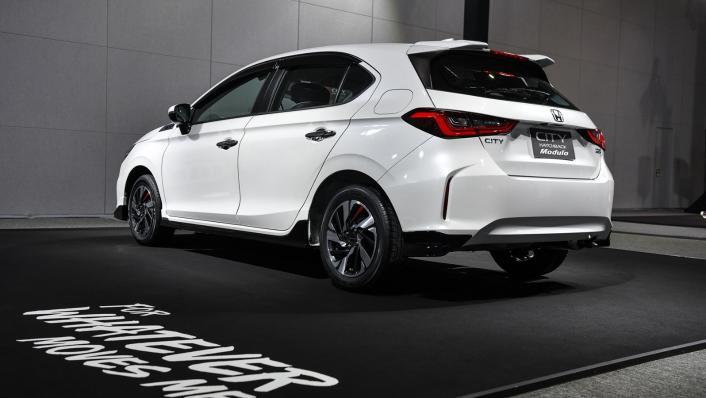 2021 Honda City Hatchback 1.0 Turbo SV Exterior 006