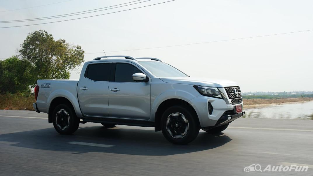 2021 Nissan Navara Double Cab 2.3 4WD VL 7AT Exterior 018