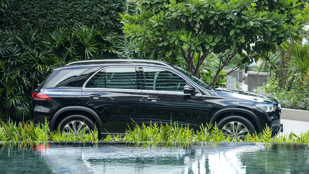 2021 Mercedes-Benz GLE-Class 350 de 4MATIC Exclusive Exterior 043