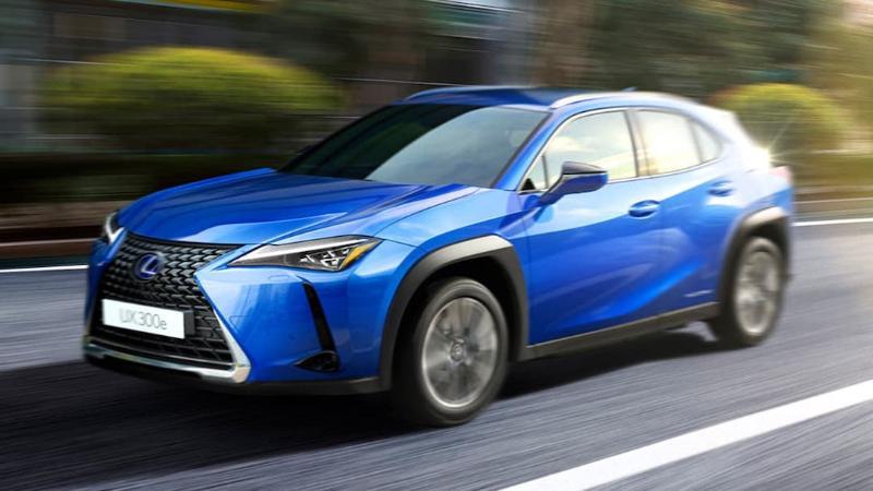 2021 Lexus UX300e เปิดตัวใหม่จะได้ส่วนแบ่งตลาดรถไฟฟ้าหรูจาก Audi e-tron ได้หรือไม่ 02
