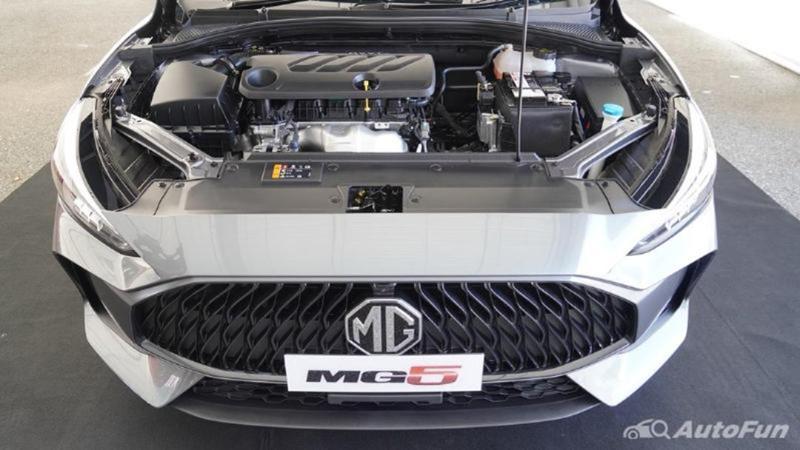 2021 MG5 เทอร์โบยังไม่มา แบบนี้จะแรงสู้ท็อป 3 ซีดานซีเซกเมนต์ประเทศไทยไหม มาดูเครื่องยนต์กัน 02