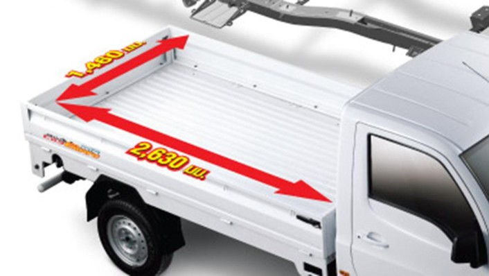 Tata Super Ace Mint 2020 Exterior 007
