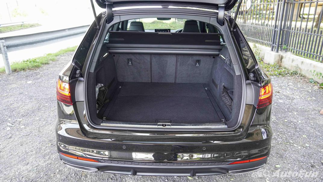 2020 Audi A4 Avant 2.0 45 TFSI Quattro S Line Black Edition Interior 102