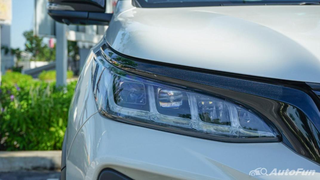 2020 Toyota Fortuner 2.8 Legender 4WD Exterior 012