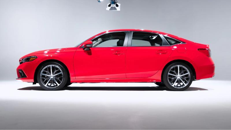 ชมคันจริง 2022 Honda Civic ใหม่ ได้แรงม้าเพิ่ม ถุงลมเพิ่ม ลำโพง Bose ฯลฯ ควรรอรุ่นใหม่หรือไม่ ? 02
