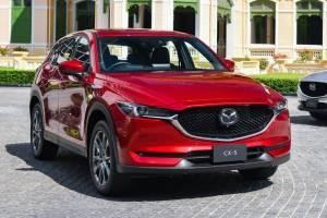 2021 Mazda CX-5 ปรับออปชั่นใหม่ เอาใจคนไทยตั้งแต่รุ่นเริ่มต้น ปรับราคาเหลือ 1.32 ล้านบาท