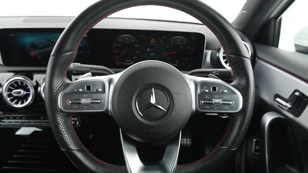 2021 Mercedes-Benz A-Class A 200 AMG Dynamic Interior 008