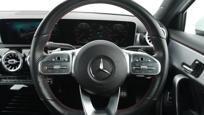 2021 Mercedes-Benz A-Class A 200 AMG Dynamic Interior 008