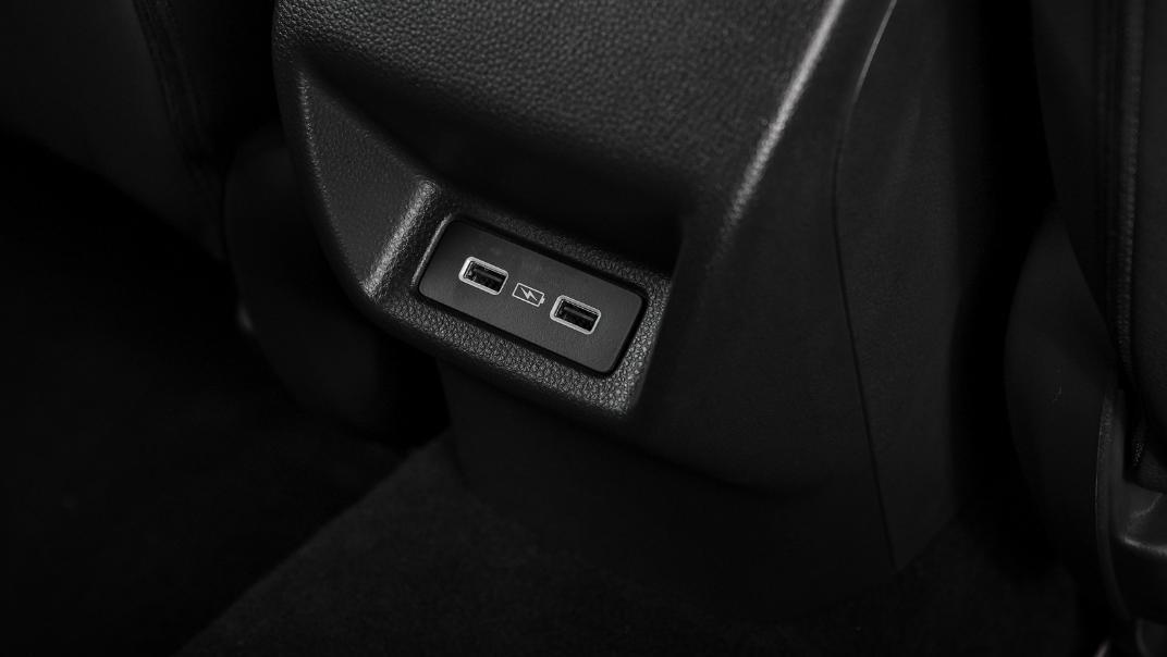 2022 Honda Civic RS Interior 094