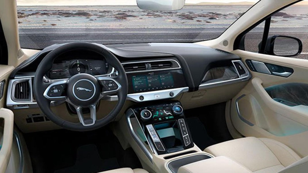 Jaguar I-Pace 2020 Interior 001