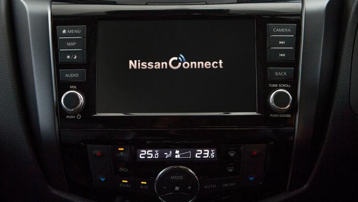 Nissan Navara 2021 Interior 009