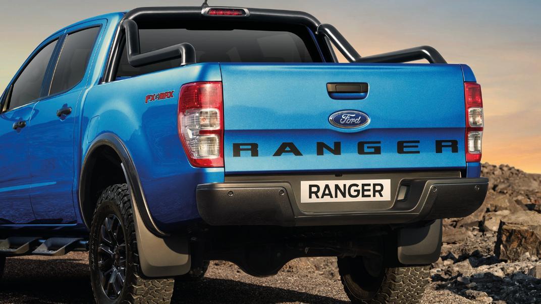 2021 Ford Ranger FX4 MAX Exterior 027