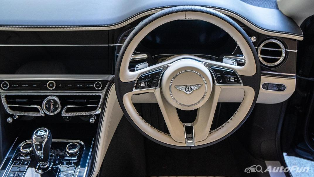 2020 Bentley Flying Spur 6.0L W12 Interior 003