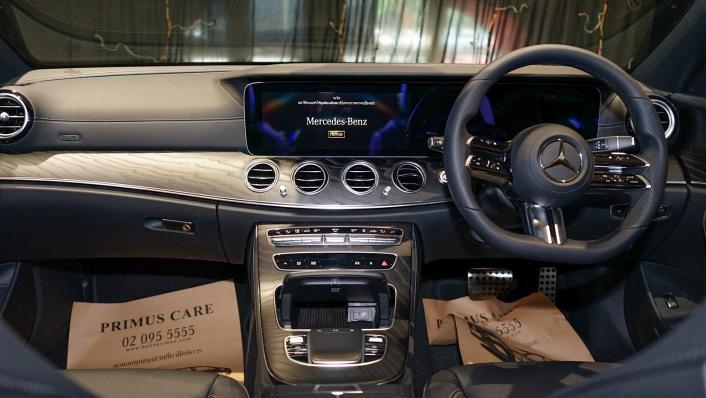 2021 Mercedes-Benz E-Class Saloon E 300 e AMG Dynamic Interior 001