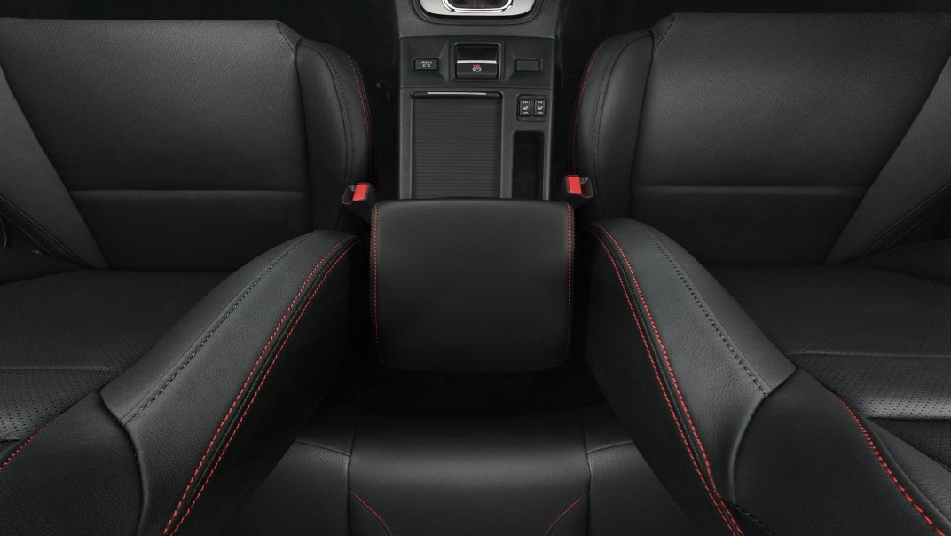 Subaru Wrx 2020 Interior 007