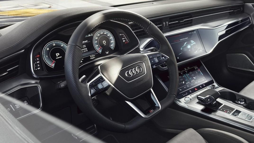 Audi A6 Avant Public 2020 Interior 006