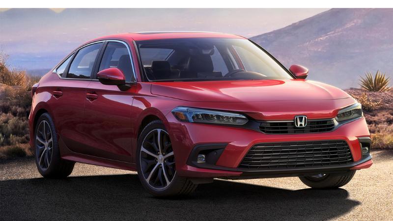 ภาพแรก 2022 Honda Civic มาแบบนี้จะสู้ Toyota Corolla Altis ไหวไหม? 02
