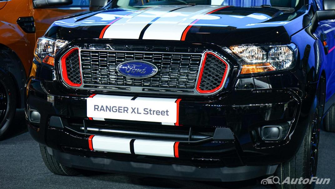 2021 Ford Ranger XL Street Exterior 011