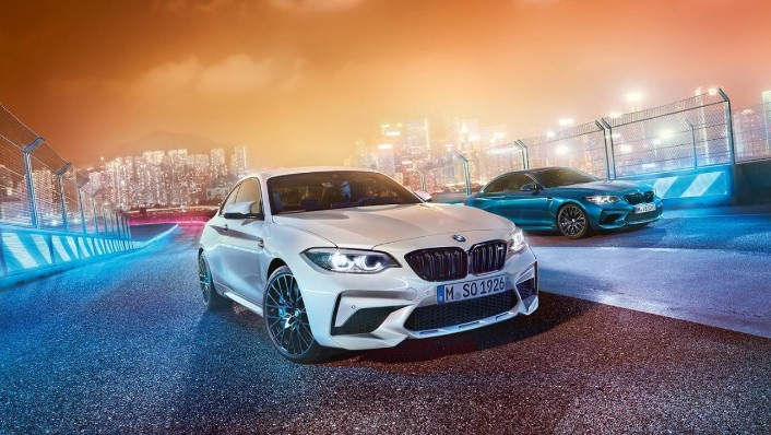 BMW M2-Coupe 2020 Exterior 007